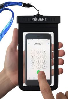 Kobert Waterproof Phone Case