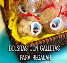 Un detalle con mucho valor para regalar y dar una sorpresa. #PostresDolka #Galletas #Foodies