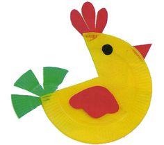 manualidades platos de plastico - Buscar con Google Craft Activities, Preschool Crafts, Crafts For Kids, Paper Plate Crafts, Paper Plates, Origami, Preschool Education, Premium Wordpress Themes, Farm Animals