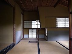 Japan Architecture, Japanese Interior, Tea Ceremony, Wabi Sabi, Tiny House, Windows, Room, Inspiration, Furniture