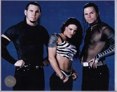 Jeff Hardy, Matt Hardy & Lita