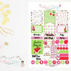 New Release- Sweet as Cherry Pie layout