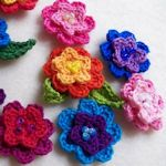 25+ Lovely Crochet Flowers: {Free Patterns & Instructions}Use these little charmers to embellish totes, bags, hats, headbands and whatever else you like. They can be made with cotton yarn, wool, crochet cotton and even embroidery thread. Lots of different styles and patterns to choose from in this collection, many including nicely detailed instructions.