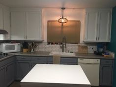 Pro #2644319 | Precision Countertops | Kent, WA 98031 Countertops, Kitchen Cabinets, Home Decor, Counter Tops, Countertop, Interior Design, Home Interior Design, Dressers, Home Decoration