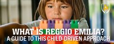 What is Reggio Emilia? A Guide to This Child-Driven Approach