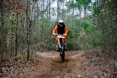 properly learn how to ride a dirt bike.