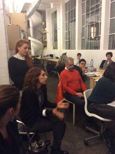 Su & Giù Abbigliamento narrano la loro nascita al corso #findyourway Torino - tutoraggio di startup