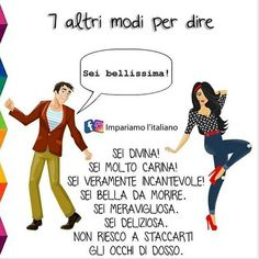 Italian Courses, Italian Quotes, Italian Language, Learning Italian, Cartoon Images, Teaching, Instagram, English, Cookies