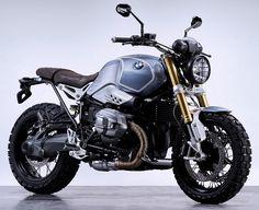 BMW R-1200 Nine-T Brooklyn Scrambler 2014