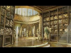 Library of Alexandria - (MUST WATCH THIS !!!) Documentary - YouTube