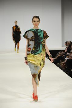 Graduate Fashion Week - University of Central Lancashire.