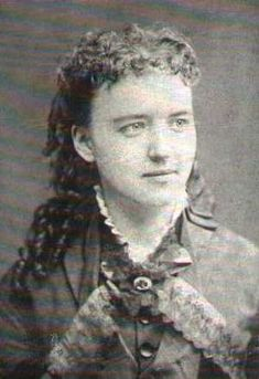 Eliza Jane Wilder, Almanzo's sister.