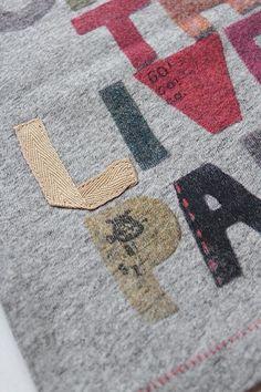 ブラストTシャツ/グレー - 100% picnic.