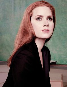 Amy Adams for The Hollywood Reporter