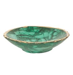 Extra Small Malachite Bowl $48