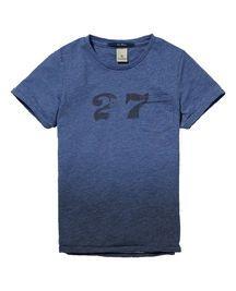 Graphics T-shirt met korte mouwen