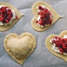 Sweetheart Cherry Pies
