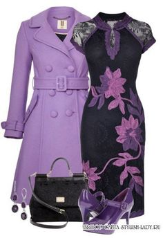 stylish clothes,newest fashion,hot new outfits,shop fashion Purple Fashion, Look Fashion, Womens Fashion, Fashion Fashion, Trendy Fashion, Fashion Ideas, Classy Outfits, Beautiful Outfits, Looks Chic