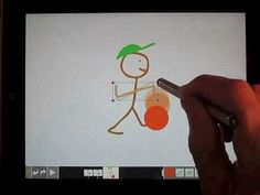 How to Draw and Animate using Version 3.0 of the DoInk Animation and Drawing app for the iPad