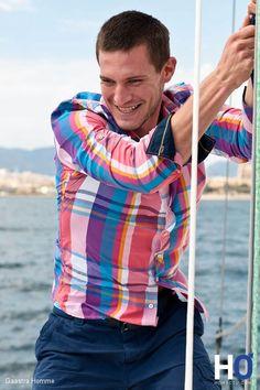 Mode homme Gaastra, été 2012 http://www.goosport.it/home.html