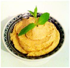 Selfmade hummus