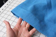 Tutorial: How to sew a blind hem | Colette Blog