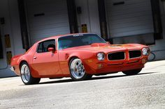 1973 Supercharged Trans Am #ClassicCars #CTins