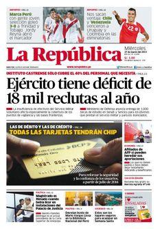 LaRepublica Lima - 27-03-2013