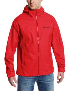 Columbia Sportswear Men's Evapouration Jacket, Bright Red, Small Columbia http://www.amazon.com/dp/B00DNNMQZ8/ref=cm_sw_r_pi_dp_D60Ltb0F78EVHCHP