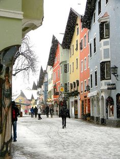 •Kitzbühel, Austria•