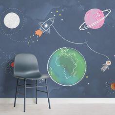 kids-space-rockets-nursery-square-wall-mural