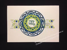Stampin' Up!, Being CreateAble, Eastern Palace