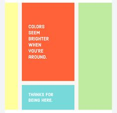 Brights! Neon