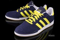 Adidas Ronan Collegiate Navy/Vivid Yellow