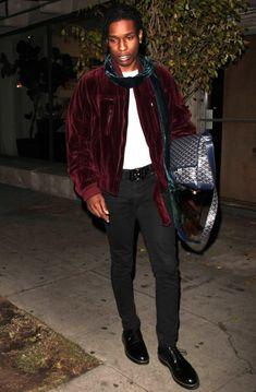 Asap Rocky in LA