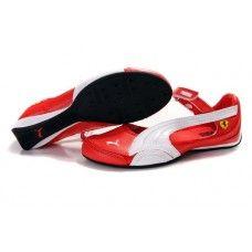 Puma Sandals Third Generations White/Red