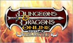 Dungeons & Dragons Online.