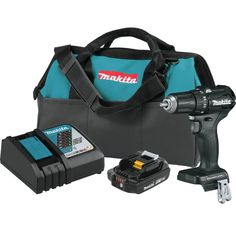 Makita 18 V Brushless Sub-Compact Perceuse XFD11ZB Bare Tool Kit