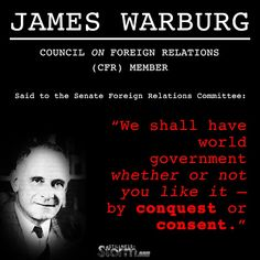 Image result for council of foreign relations meme
