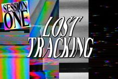 80 VHS Textures - LOST_TRACKING by Zomb on @creativemarket