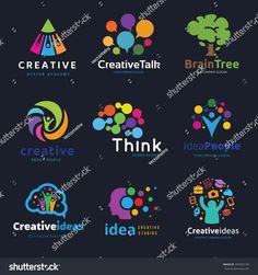 Creative Logo set.