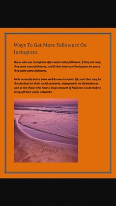 How to get more followers More Followers On Instagram, Get More Followers, How To Get, Life