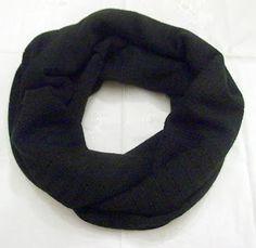 La sciarpa ad anello - How to sew a ring scarf