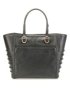 Louboutin Farida Shopping Bag with Black Studs. Yum