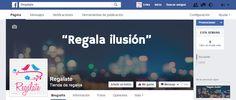 Fanpage de regálate en Facebook
