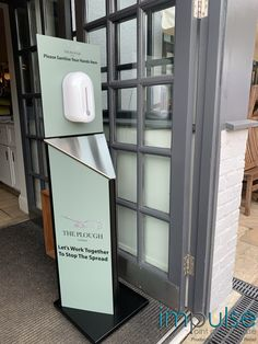 We are proud to be supporting local pubs and restaurants, providing them with branded hand sanitising stations to prepare for re-opening. We currently offer three designs and a counter unit, all with personalised branding. Get in touch with us at sales@impulsepop.co.uk, or give us a call on 01767 682756 to get yours! . . #handsanitizer #covid19 #touchfree #displays #pubs #restaurants #cambridge #pointofpurchase #retaildesign #lockdown Local Pubs, Pubs And Restaurants, Retail Merchandising, Pop Display, Point Of Purchase, Hand Sanitizer, Retail Design, Cambridge, Counter