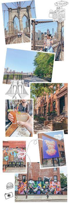New York en 5 jours - Lucile in Wonderland Battery Park, Ellis Island, Coney Island, Central Park, Empire State, Soho, Times Square, Wonderland, Canada
