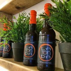 La tonda: birra artigianale prodotta da Moa per Il Panino Tondo