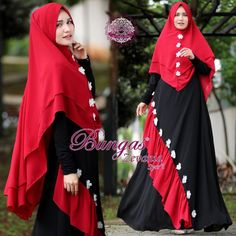 Carousell - Snap to List, Chat to Buy Hijab Bride, Pakistani Wedding Dresses, Wedding Hijab, Muslim Brides, Muslim Girls, Pashmina Hijab Tutorial, Long Dress Patterns, Turban Hijab, Kids Gown