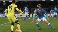 Inter vinder 2-0 i Napoli